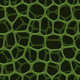 Seamless pattern porous structure.