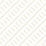 Interlacing Parallel Stripes. Vector Seamless Subtle Monochrome Pattern.