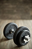 the iron dumbbell