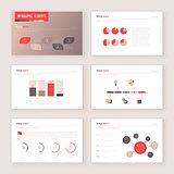 Infographic elements set.