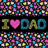 I love dad.
