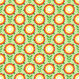 Simple Flower Pattern