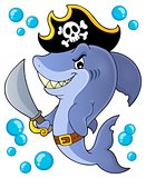 Pirate shark topic image 1