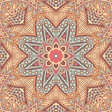 boho mandala vector ethnic tribal pattern