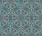 boho seamless pattern ornamental