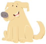 comics dog cartoon character