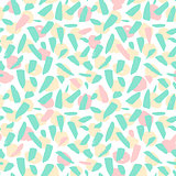 Hipster Blots Seamless Pattern