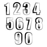 Set of Grunge Numbers