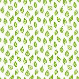 Nature Green Leaf Seamless Pattern