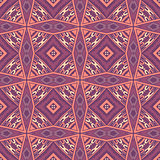 geometric tiled pattern