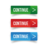 Continue button set