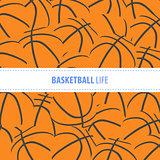 basketball vector background