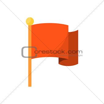 Flag icon flat