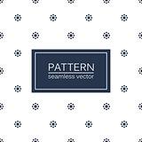 Dotted seamless minimalistic pattern.
