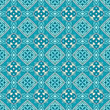 Geometric abstract seamless pattern.