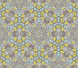 abstract arabesque ornamental background