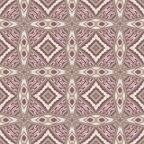 seamless geometric ornamental pattern