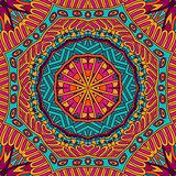colorful seamless pattern mandala design
