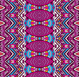 abstract geometric pattern zigzag