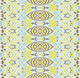 seamless geometric striped pattern