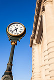 Clock at Union Station in Kansas City