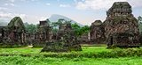 my son hindu ruins