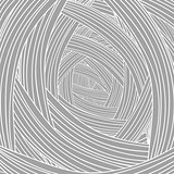 Abstract Grey Wave Background