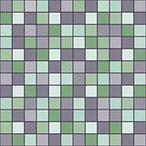 Bright seamless pattern background square tiles