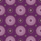 Bright drawing seamless pattern background.