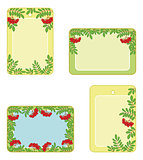 Set tags with rowanberry