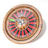 Roulette wheel. 3D