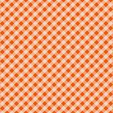 Festa Junina tartan seamless pattern. Cage endless background, square repeating texture. Vector illustration.