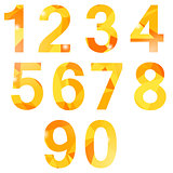 Orange Polygonal Numbers