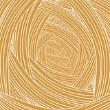 Abstract Orange Wave Background