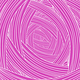 Abstract Pink Wave Background