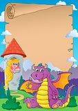 Fairy tale theme parchment 8