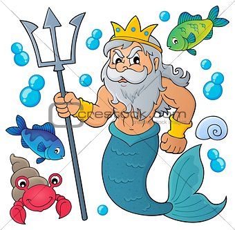 Poseidon theme image 1
