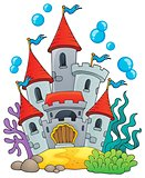 Underwater castle theme 1