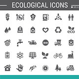 Ecological icons collection