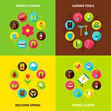 Spring Garden Concepts Set