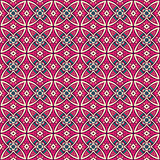 geometric Decorative tile pattern design vector.