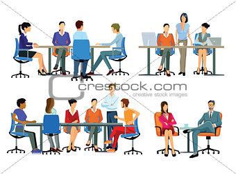 Office Work, workflow, coworkink