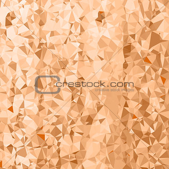 Abstract Dark Polygonal Background