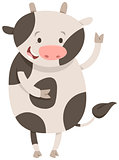 cute cow or calf animal