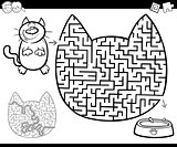 maze or labyrinth activity