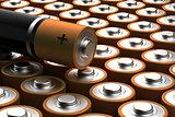 Battery Closeup
