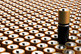 Arranged Batteries