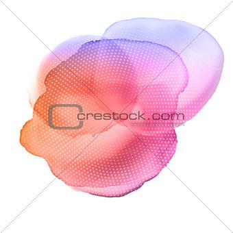 Watercolour background texture