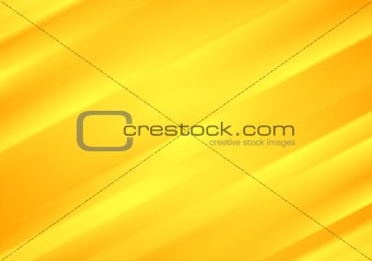 Bright yellow blurred stripes abstract background