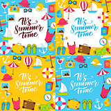 Summer Lettering Posters